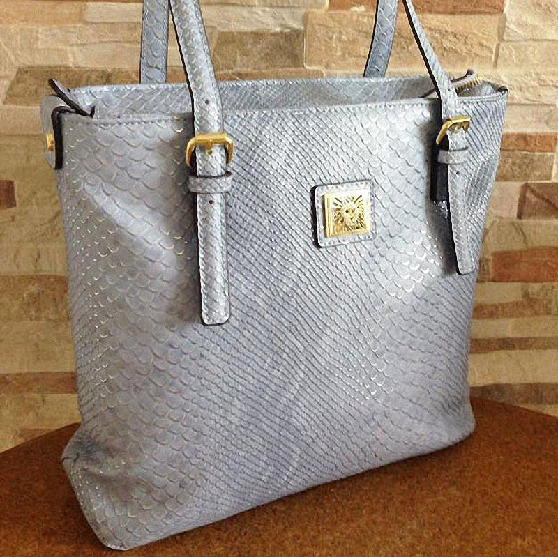 Cartera Anne Klein Perfect Tote tipo cuero