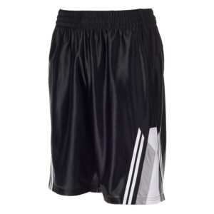 Pantaloneta Tek Gear Fly Basketball negro