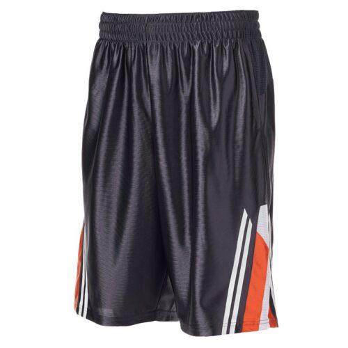 Pantaloneta Tek Gear Fly Basketball gris