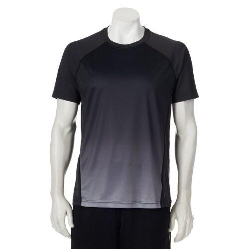 Camiseta FILA deportivo Reflector Running negro