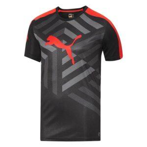 Camiseta Puma deportivo Evo negro