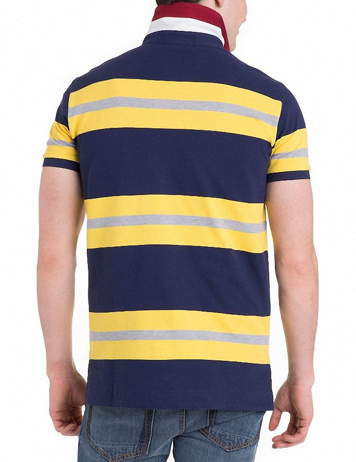 Camiseta Polo US Polo USPA 1890