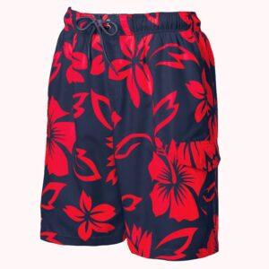 Bermuda Sonoma Hibiscus Swim