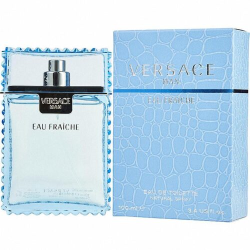 Perfume Man Eau Fraîche de Versace para hombre 100ml