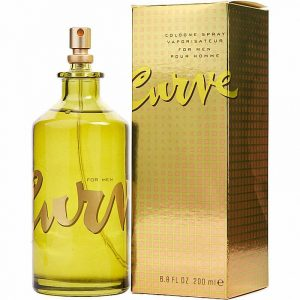 Perfume Liz Claiborne Curve for Men 125 ml