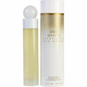 Perfume 360 White de Perry Ellis para mujer 100ml