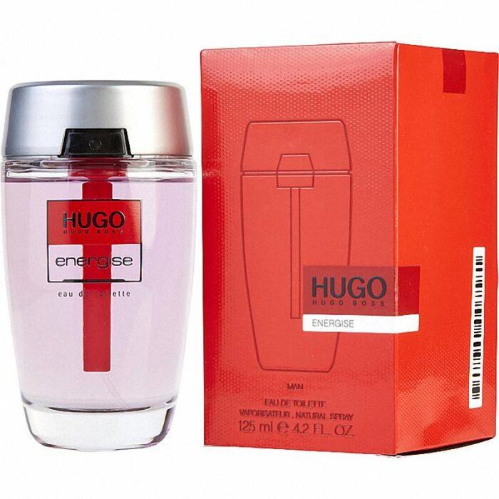 Perfume Hugo Energise de Hugo Boss para hombre 125ml