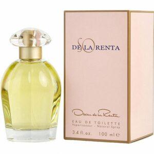 Perfume So de la Renta de Oscar de la Renta para mujer 100ml
