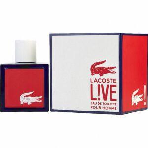 Perfume Lacoste Live De Lacoste para Hombre 100ml
