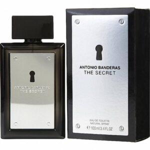 Perfume The Secret de Antonio Banderas para Hombre 100ml