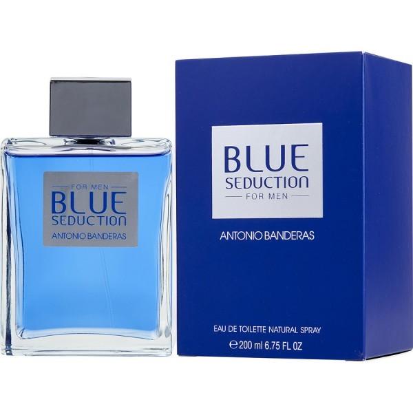 Perfume Blue Seduction de Antonio Banderas para hombre 200ml