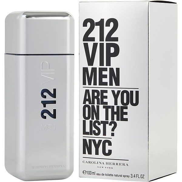 Perfume 212 VIP Men de Carolina Herrera para hombre 100ml
