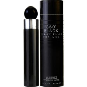 Perfume 360 Black de Perry Ellis para hombre 100ml