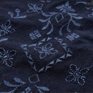Blusa Abercrombie Elissa Cami azul oscuro