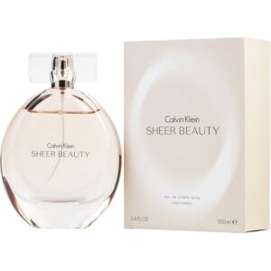 Perfume Sheer Beauty de Calvin Klein para mujer 100ml