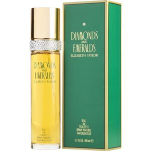 Perfume Diamonds & Emeralds de Elizabeth Taylor para mujer 100ml
