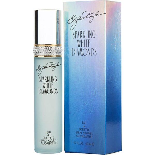 Perfume White Diamonds Sparkling de Elizabeth Taylor para mujer 100ml