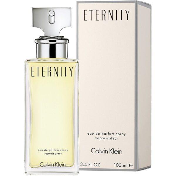 Perfume Eternity de Calvin Klein para mujer 100ml