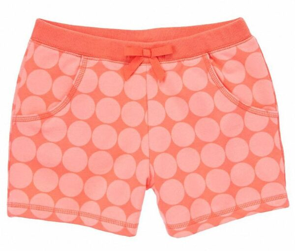 Short Gymboree Bow Active naranja