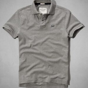 Polo Abercrombie Otis Ledge gris