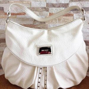 Cartera Nine West Caravan Shoulder Bag blanco