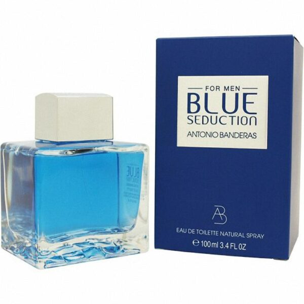 Perfume Blue Seduction de Antonio Banderas para hombre 100ml