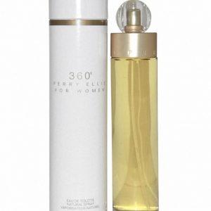 Perfume 360 White de Perry Ellis para mujer 200ml