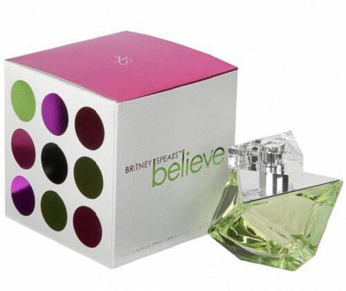 Perfume Believe de Britney Spears para mujer 100ml