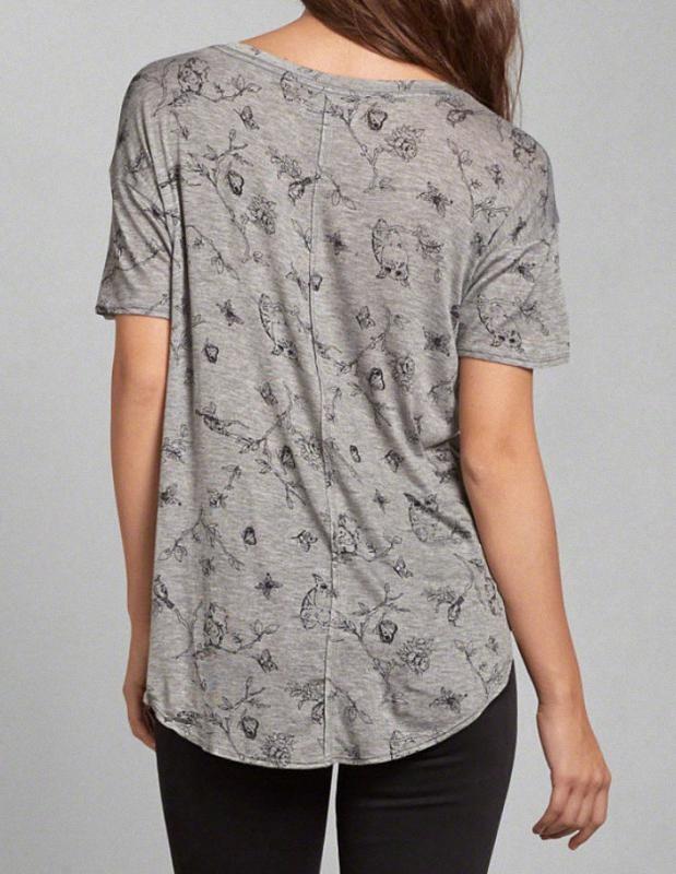Camiseta Abercrombie Taylor
