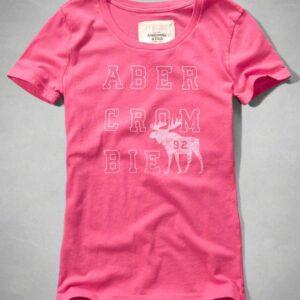 Camiseta Abercrombie Classic Logo Graphic