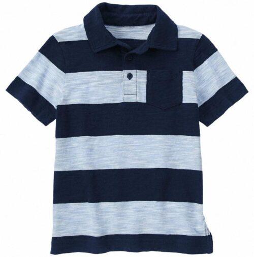 Polo Gymboree Pocket a rayas nautical