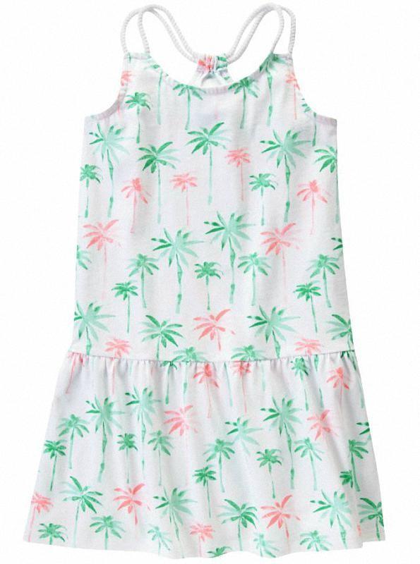 Vestido Gymboree Palm Trees