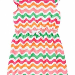 Vestido Gymboree Wave Print multicolor