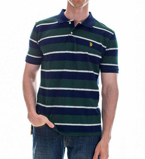 Polo US Polo Assn Striped Small Logo