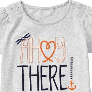 Camiseta Gymboree Ahoy There