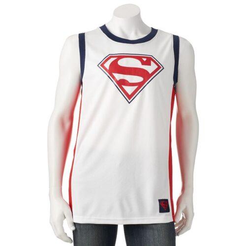 Camiseta Esqueleto Bioworld Superman 1