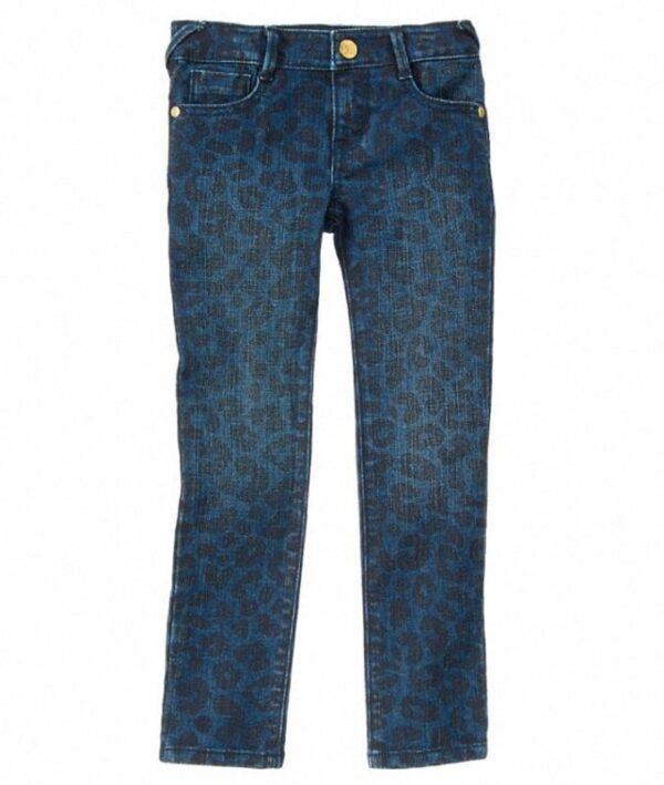 Jeans Gymboree Leopard Skinny azul
