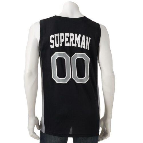 Camiseta Esqueleto Bioworld Superman 00
