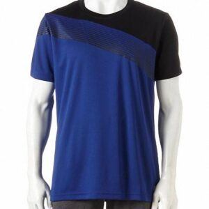 Camiseta Fila Oblique Performance Tee azul