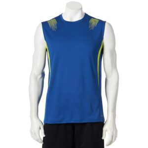 Camiseta Esqueleto Tek Gear Performance azul
